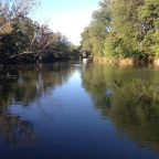 Fishing Report: Chenango River 9/8/13