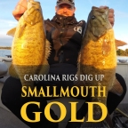 Why you should Carolina Rig for Giant Smallies!