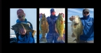 GIANT smallmouth and largemouth bass video footage!