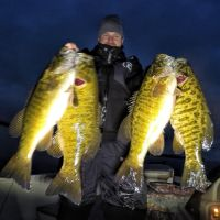 Smallmouth Smackdown Part V:  The Beast, Lake Simcoe